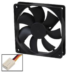 EVERCOOL EC8025M12SA-25103P  8Cm Fan - 3 Pin
